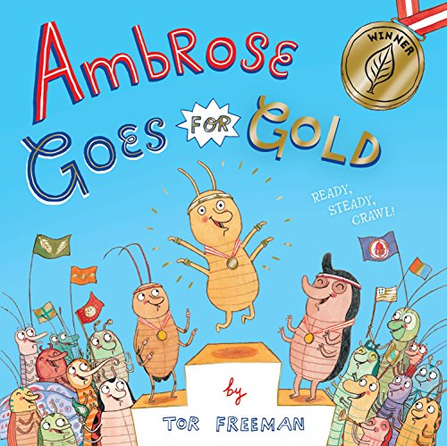 9781447210030: Ambrose Goes for Gold