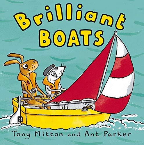 9781447212638: Amazing Machines: Brilliant Boats