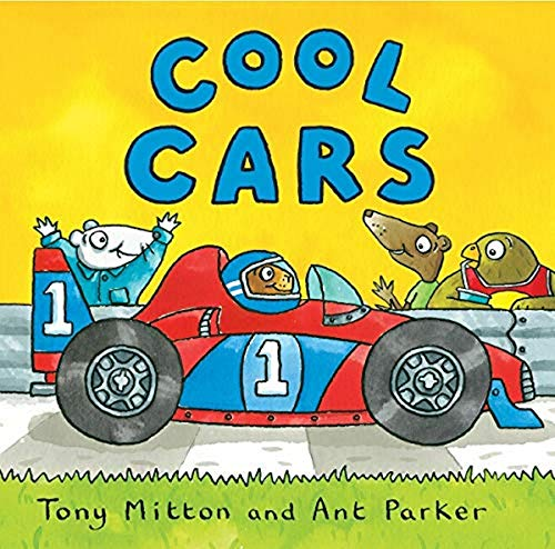 9781447212645: Cool Cars (Amazing Machines)
