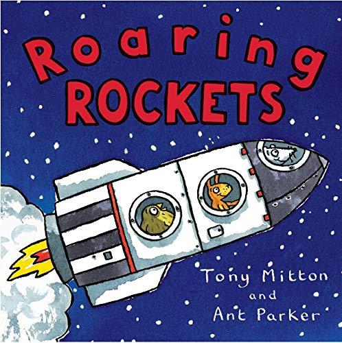 9781447212676: Amazing Machines: Roaring Rockets