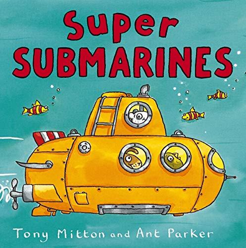 9781447212683: Super Submarines (Amazing Machines)