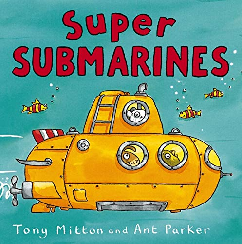 9781447212683: Super Submarines