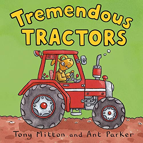 9781447212713: Tremendous Tractors (Amazing Machines)