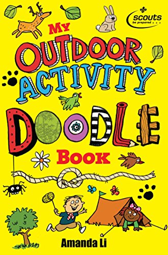 My Outdoor Activity Doodle Book: Amanda Li