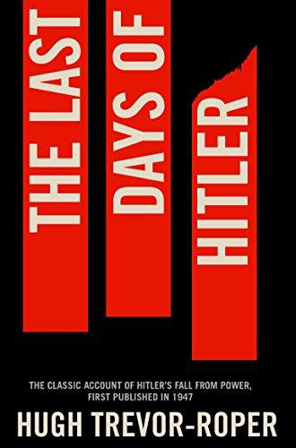 9781447218616: The Last Days of Hitler