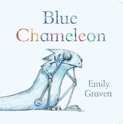 9781447218661: Blue Chameleon