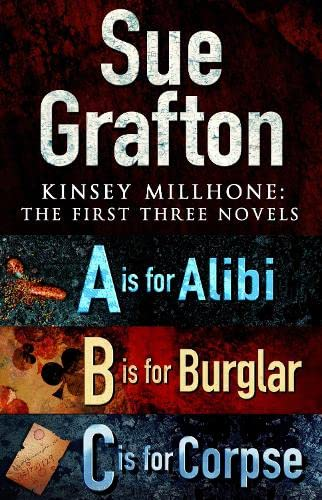 Kinsey Millhone: First Three Novels (1447219678) by Sue Grafton