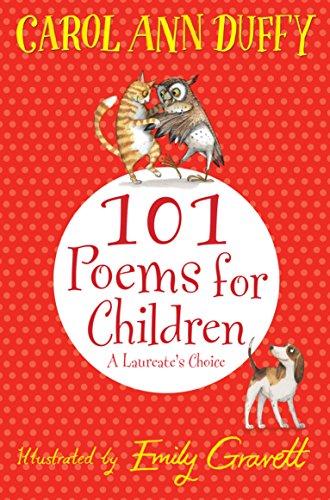 9781447220268: A Laureate's Choice: 101 Poems for Children. Chosen by Carol Ann Duffy