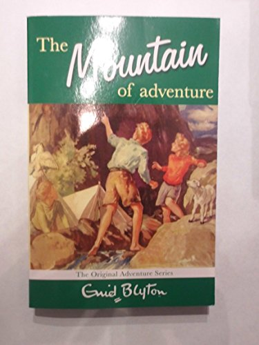 9781447220640: The mountain of adventure