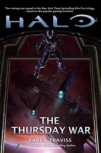 9781447220930: Halo: The Thursday War