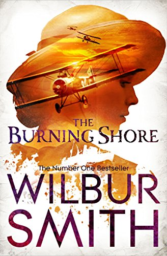 9781447221715: The Burning Shore (The Courtneys of Africa)