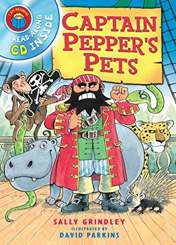 9781447222156: I Am Reading with CD: Captain Pepper's Pets (I Am Reading (Paperback))