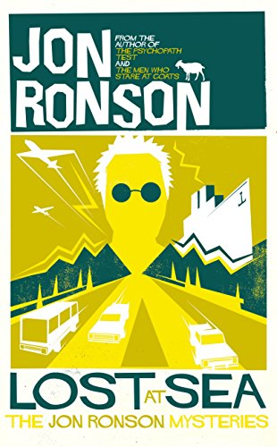 9781447222576: Lost at Sea: The Jon Ronson Mysteries