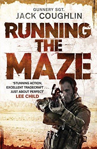 9781447223191: Running the Maze (Gunnery Sergeant Kyle Swanson Series)
