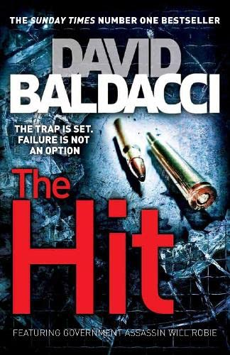 9781447225287: The Hit (Will Robie series)