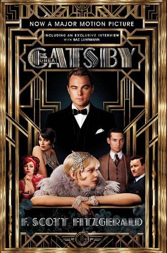 The Great Gatsby. Film Tie-In: F. Scott Fitzgerald