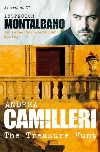 9781447228813: The Treasure Hunt: The Inspector Montalbano Mysteries - Book 16