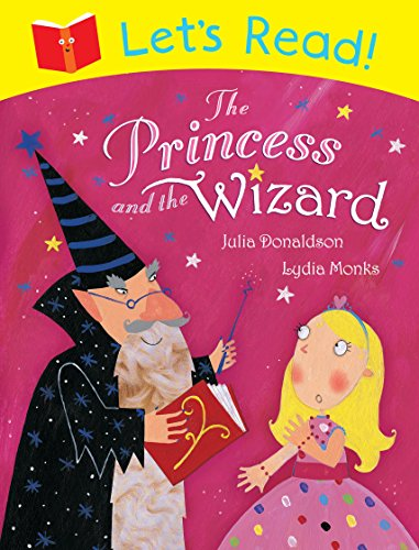 9781447234890: Let's Read! The Princess and the Wizard
