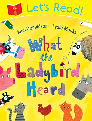 9781447235286: Let's Read! What the Ladybird Heard
