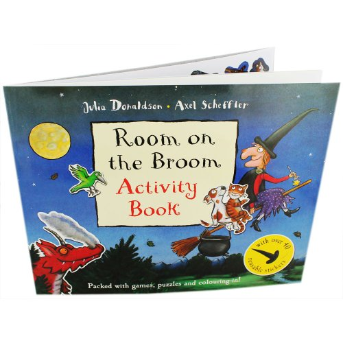 9781447237891: Room on the Broom Activity Book Spl