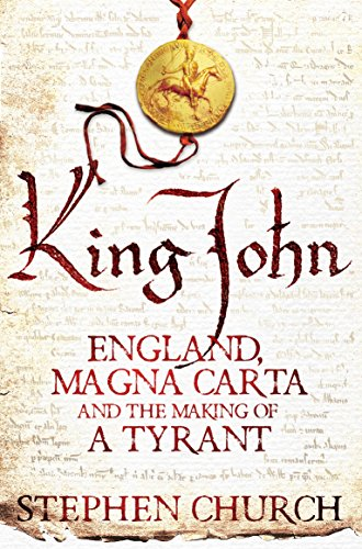 King John: England, Magna Carta and the: Stephen Church