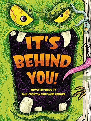 9781447242109: It's Behind You!: Monster Poems By