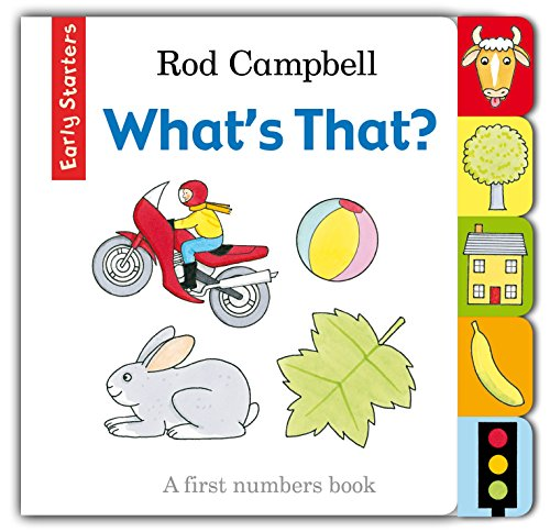 9781447243151: What's That? (Early Starters)