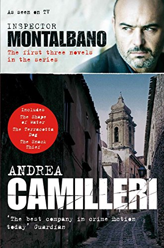 9781447245193: Inspector Montalbano: the First Three Novels in the Series