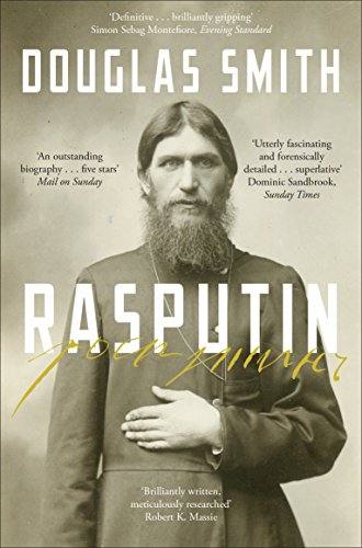 9781447245858: Rasputin: The Biography