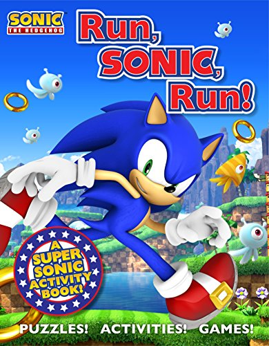 9781447246220: Sonic the Hedgehog Activity Book: A Sonic the Hedgehog Activity Book