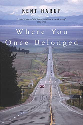 9781447250685: Where You Once Belonged
