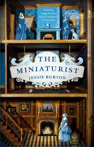 The Miniaturist-SIGNED, DATED & LOCATED FIRST PRINTING: Burton, Jessie