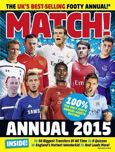 Match Annual 2015: MATCH