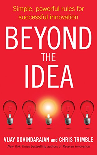 9781447252276: Beyond the Idea: Simple, Powerful Rules for Successful Innovation