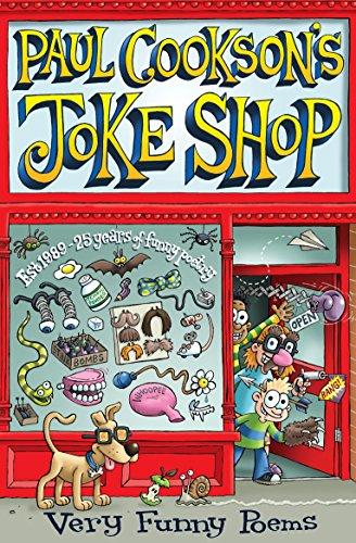 9781447254652: Paul Cookson's Joke Shop: Selected Paul Cookson Poems