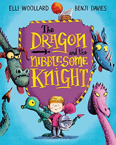James and the Dragon: Woollard  Elli
