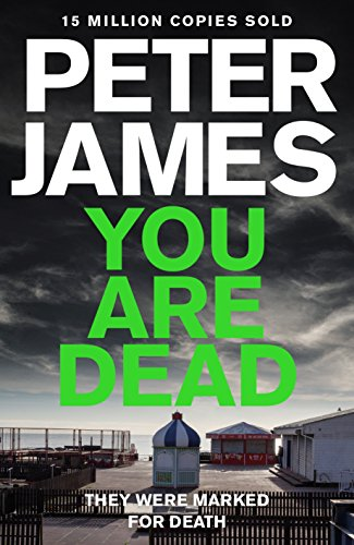 YOU ARE DEAD - SIGNED & STAMPED FIRST EDITION FIRST PRINTING WITH A