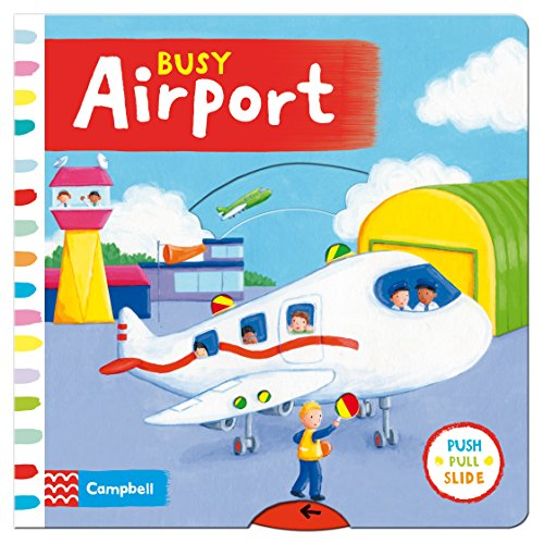 9781447257585: Busy Airport (Busy Books)