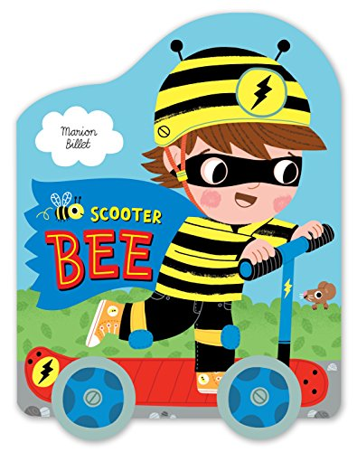 9781447257622: Scooter Bee (Whizzy Wheels)