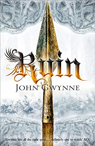 RUIN - BOOK THREE OF THE FAITHFUL AND THE FALLEN - SIGNED & NUMBERED LIMITED FIRST EDITION FIRST ...