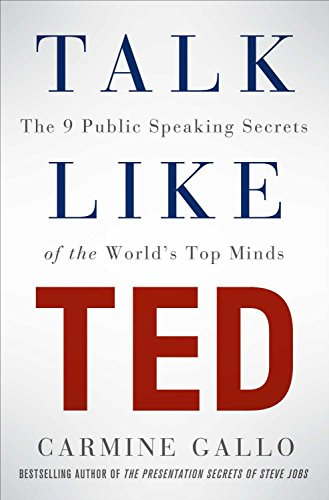 9781447261131: Talk Like TED: The 9 Public Speaking Secrets of the World's Top Minds