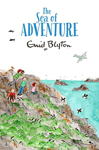9781447262787: The Sea of Adventure (Enid Blyton's Adventure)
