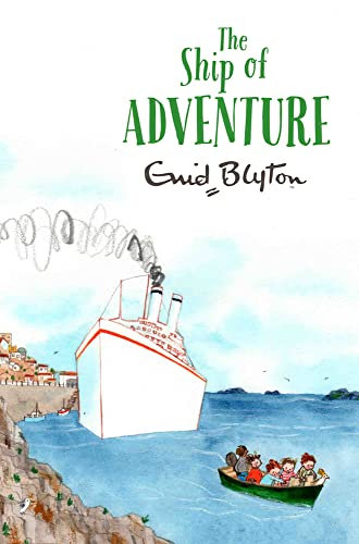9781447262800: The Ship of Adventure (Adventure Series)
