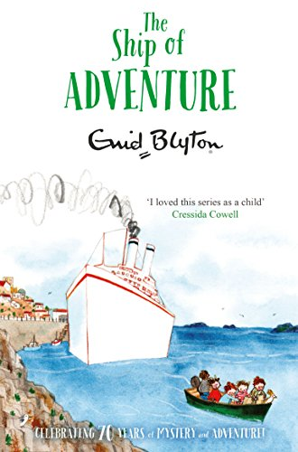 9781447262800: The Ship of Adventure (The Adventure Series)