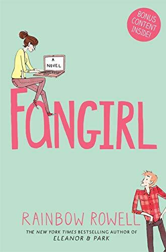 Fangirl (Paperback): Rainbow Rowell