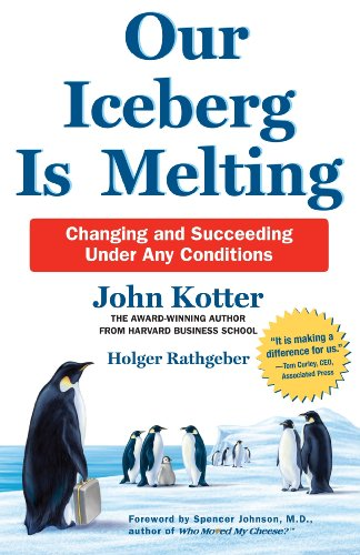 9781447263272: Our Iceberg is Melting: Changing and Succeeding Under Any Conditions