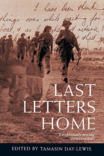 9781447263296: Last Letters Home