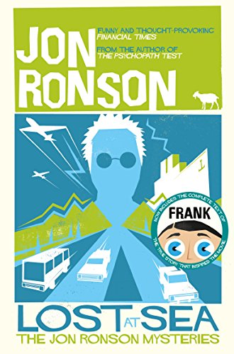 9781447264712: Lost at Sea: The Jon Ronson Mysteries