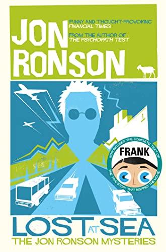 9781447264712: Lost at Sea: The Jon Ronson Mysteries