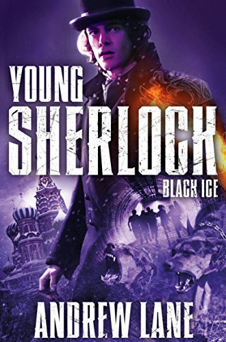 9781447265603: Black Ice (Young Sherlock Holmes)